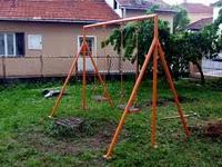 igraliste u dvoristu